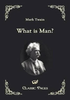 "running cause i can t fly ""what is man and other  and other essays of mark twain"""