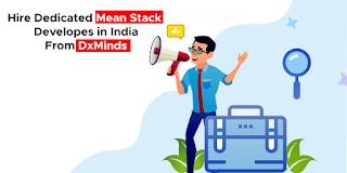 Hire Dedicated Mean Stack Developers in India