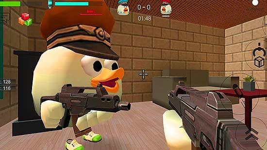 Chicken Gun Mod Apk Unlimited
