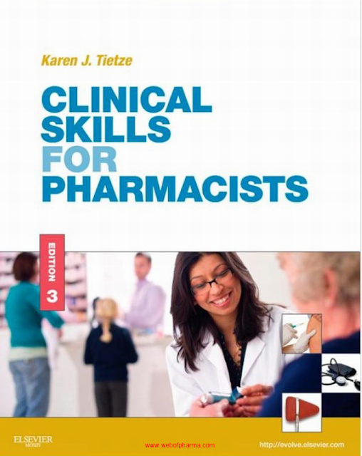 Clinical Skills for Pharmacists a Patient Focused Approach pdf