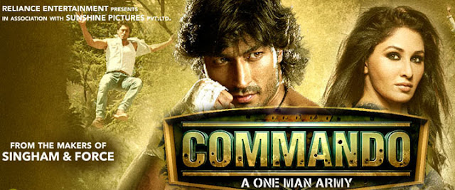 Commando2 Movie Image