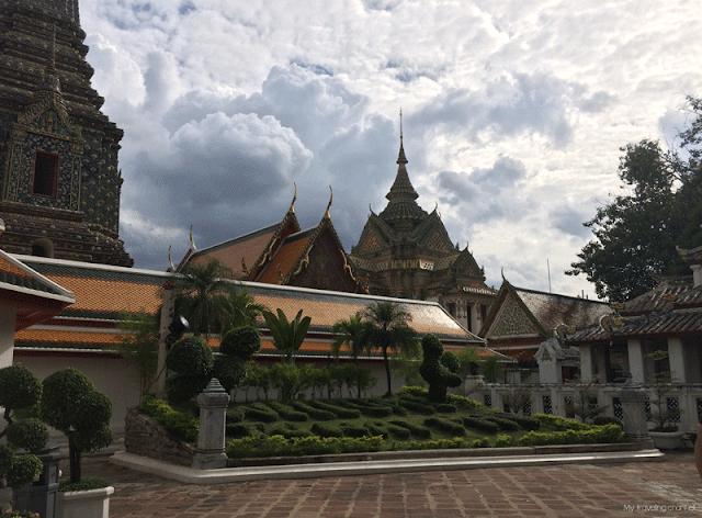 Visiter le temple du Wat Pho à Bangkok