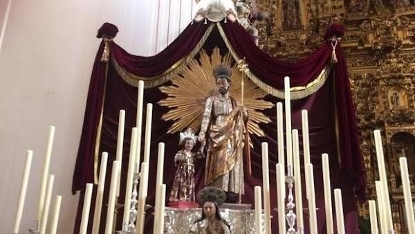 El convento de Santa Ana de Córdoba impulsa la cuarta coronación canónica de San José en España