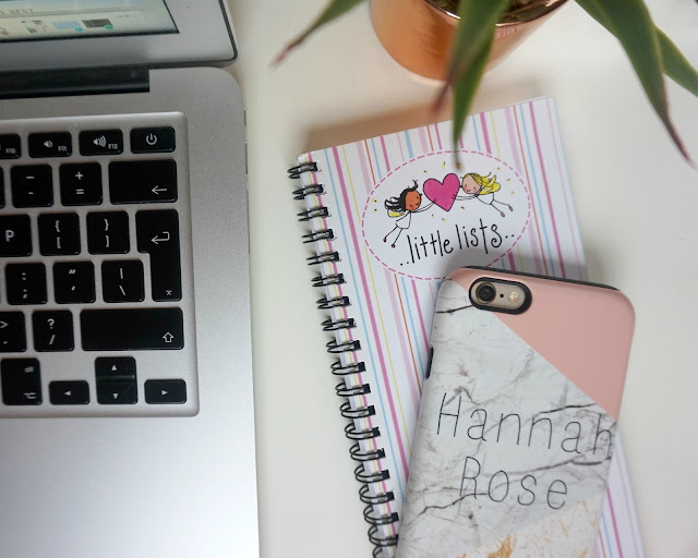 8 Tips For Being A Productive Blogger, lifestyle, blogger, help, tips, hanrosewilliams, hannah rose, swansea, bristol, cardiff, beauty, fashion, fitness