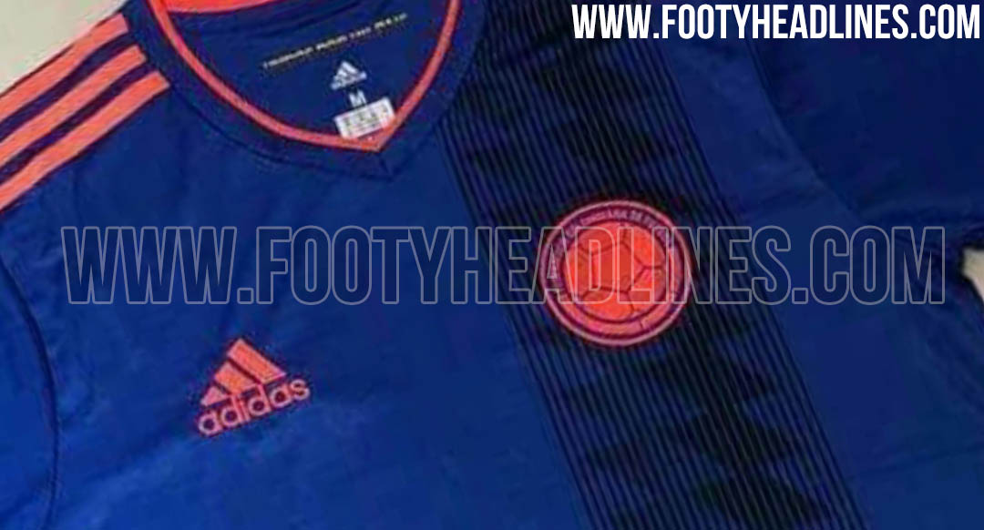 2c0425402bf Today we are able to give you a look at the Colombia 2018 World Cup away kit,  which is made by Adidas. Set for a launch in March 2018, the Colombia World  ...
