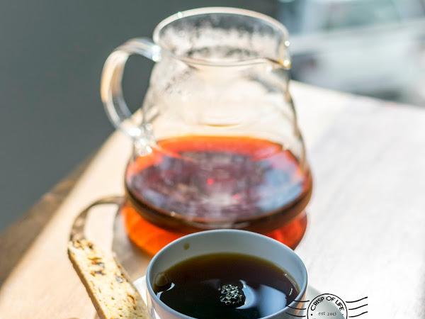 Budan's Brew CoffeeBar Cafe @ The Moment, Jalan Cantonment, Penang