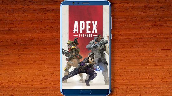Apex Legends - Titre - FHD pour Mobile