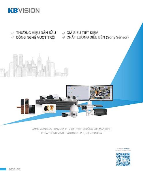 Báo giá camera kbvision. v5.2020
