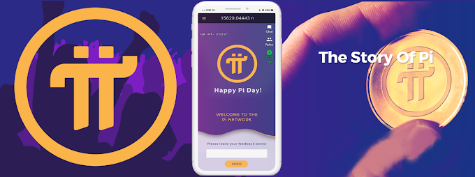 PI NETWORK - Why PI Network? Get 5 PI daily for FREE