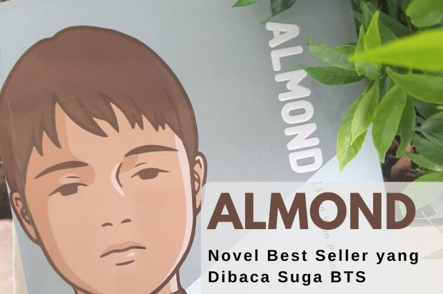 novel Almond dibaca BTS