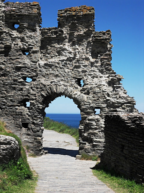 King Arthur's Castle, Tintagel