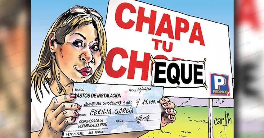 Carlincaturas Lunes 29 Junio 2020 - La República