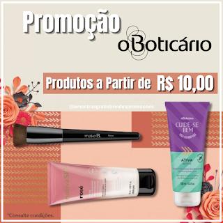 Promoção Boticário
