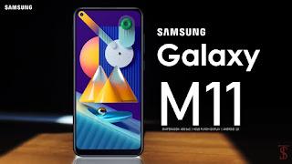 Price of Samsung Galaxy m11
