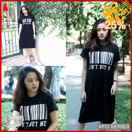 AFO547 Model Fashion Cant Buy Me Modis Murah BMGShop