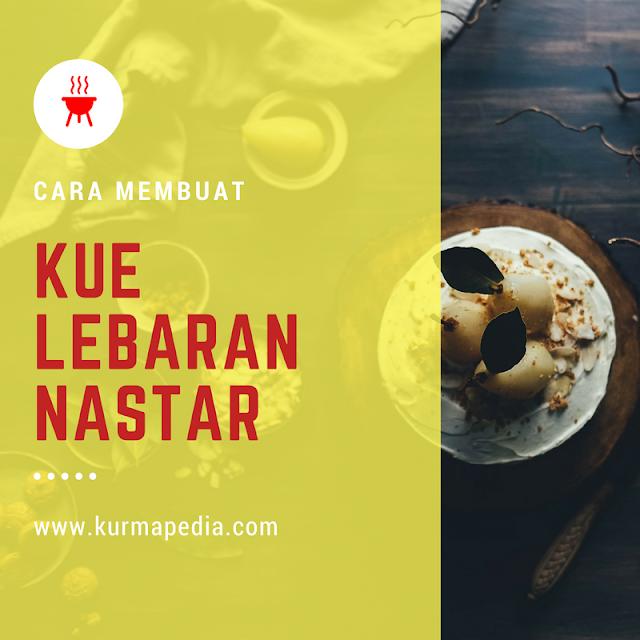 Nastar Kurma