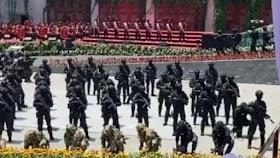 Muncul Pasukan Bersenjata Milik BIN di Hadapan Jenderal-jenderal TNI