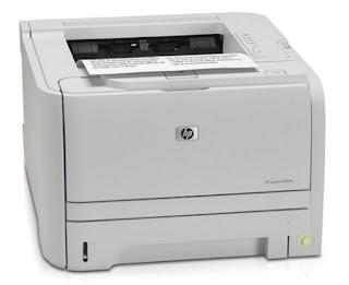 HP LaserJet P2035n Driver