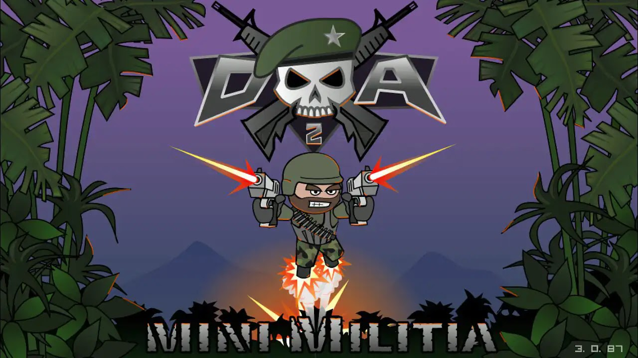 لعبة Mini Militia