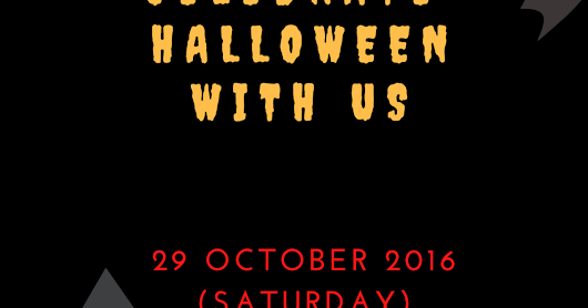 Celebrate Halloween With Us
