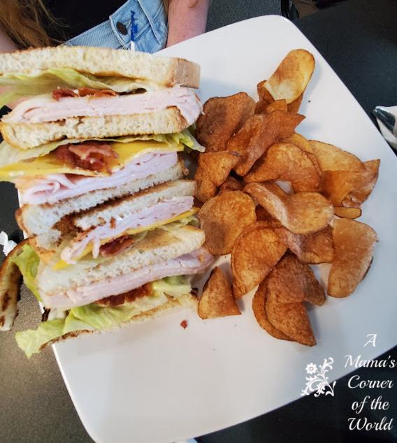 Big Apple Cafe Restaurant Review in Newark Ohio