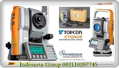 total station cygnus-ks-102.Produk PT INDOSURTA