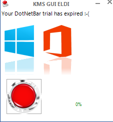 KMS - Crack Microsoft Office 2016