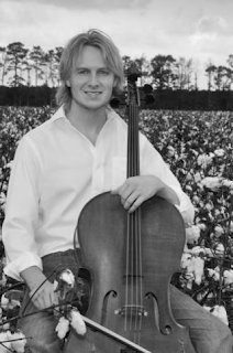 Solo Cello Recital - Brent Selby - May 6