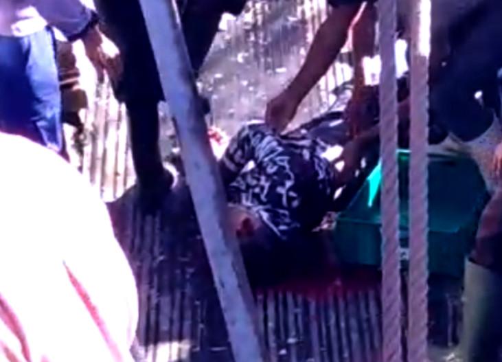 بالصور : وفاة شاب بطريقة مأساوية بميناء العيون