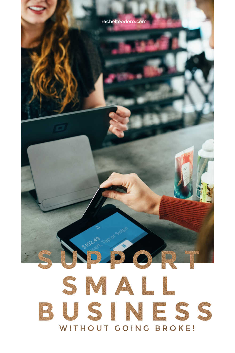 tips for supporting small businesses without going broke