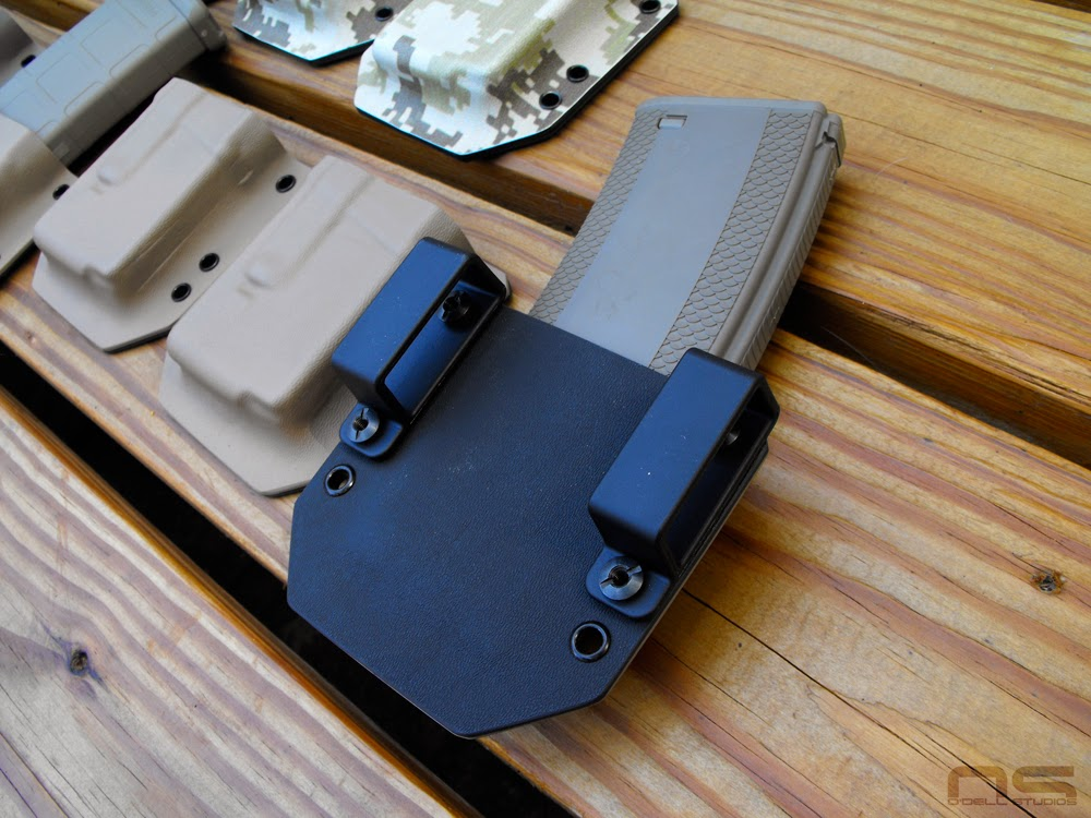 mag carriers kydex ar-15 p-mag pouch holders