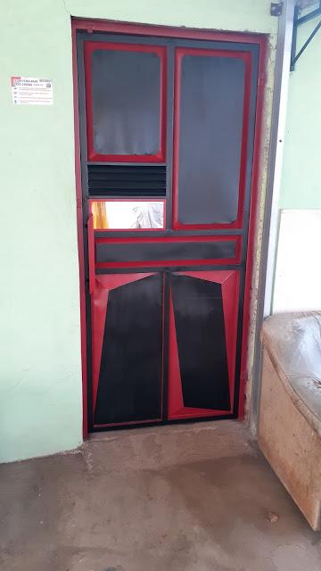 Pintu-Pelat-Besi