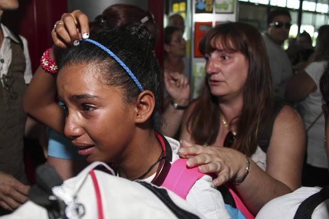 La falta de coordinación ha dejado a 40 niños saharauis sin vacaciones en España.