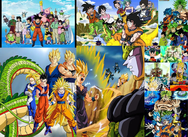 Dragon Ball Z All Movies Hindi Dubbed Download In H.D
