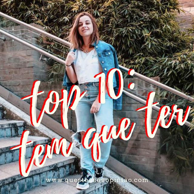 top 10 itens indispensáveis para arrasar nos looks