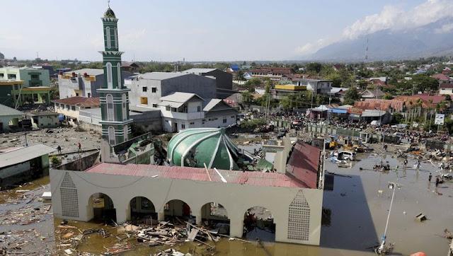 Endonezya'da Tsunami Sonucu 1000'lerce İnsan Hayatını Kaybetti - Kurgu Gücü