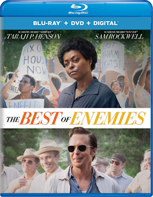 The Best of Enemies [2019] [BD25] [Subtitulado]