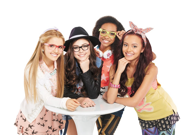"Netflix original series, Project Mc² , follows four super smart and science-skilled girls as they are recruited to join the spy organization, NOV8 (""Innovate""), and work together to save the day"