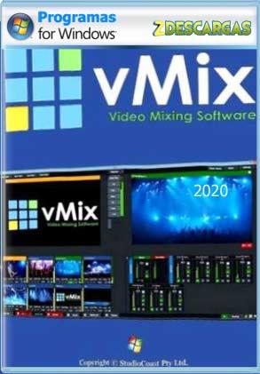 vMix Pro Full (Español) Streaming en vivo + Crack [Mega]
