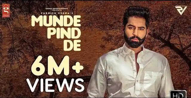 Munde Pind De Full Song Lyrics | Latest Punjabi Songs 2020