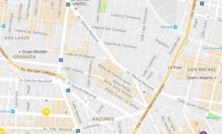 Full Specification Of Google Map
