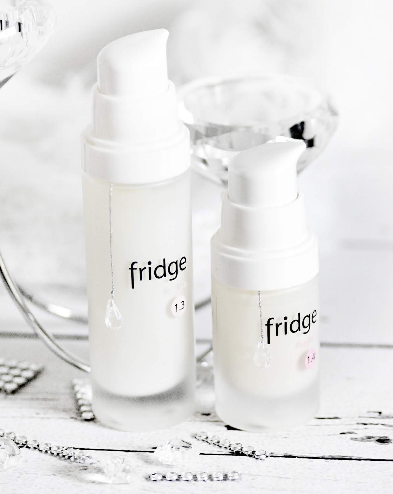 Kosmetyki z lodówki - Fridge by yDe i najlepsze kremy jakie kiedykolwiek używałam.