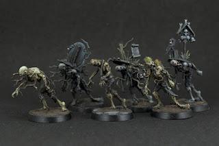 Cursed City Deadwalker Zombies #1-3 & #6-8