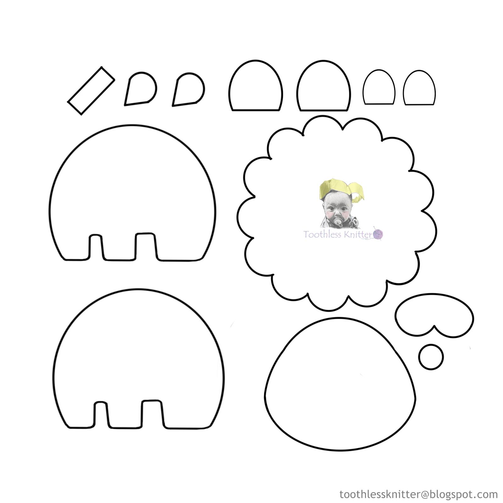 Felt Baby Name Banner for Nursery - Lion/ Filcowy Baner Imienny do Pokoju Dziecięcego - Lew