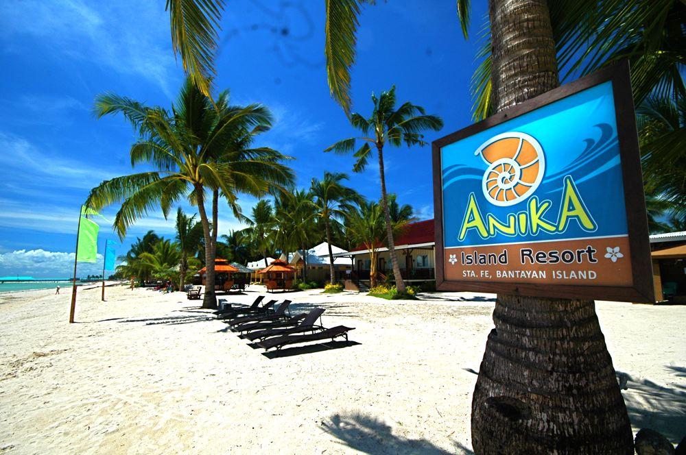 Anika Resort Bantayan Island The Southern Sabits Beautiful