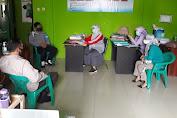 Cegah Cluster Baru dan Pastikan Terapkan Prokes, Kapolsek Menes Tinjau Kegiatan PTM di Sekolah