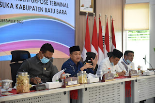 Bupati Batu Bara Sambut Kunjungan Kerja Komisi A DPRD Provsu