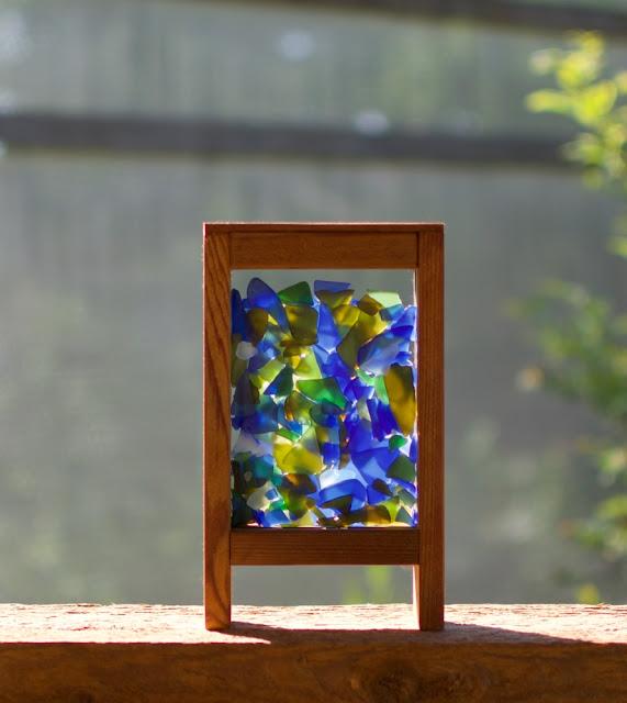 Suncathcer, Freestanding, Kaleidoscope