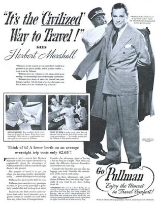 Pullman - The Civilized Way to Travel