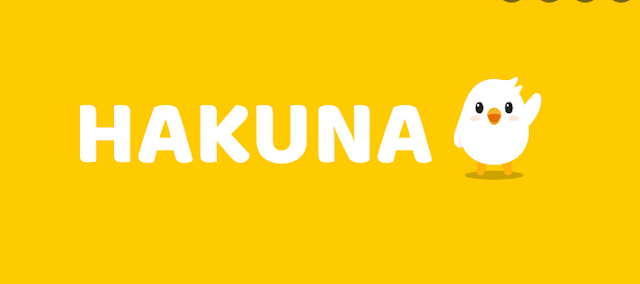 Hakuna: live streaming, incontro e chat, fai amicizia